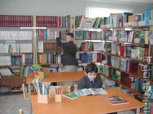 Лексическая тема 'Библиотека'.