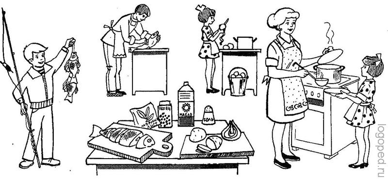 домашнее задание по теме семья