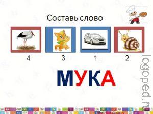 Логопедическая игра - презентация Хлеб. Профессия Пекарь