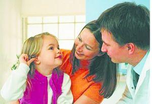 Советы родителям по реабилитации ребенка с кохлеарным имплантом.